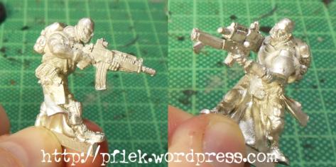 Potentieller Umbau - 3rd Highlander Grey mit Rifle
