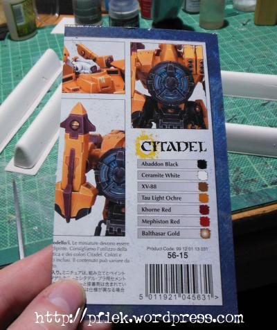 Schritt 3: Pappe für Grundplatte