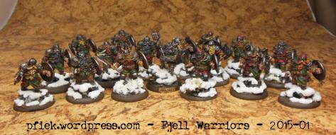 Godslayer - Nordgaard - Fjell Warriors - Der Warsmith und seine Jungs