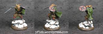 Godslayer - Nordgaard - Skannfyrd Kinswords - Leader