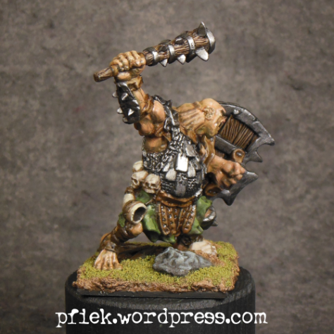 Reaper Bones - Ogre Chieftain